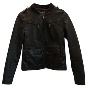 Kenneth Cole Reaction Motorcycle Jacket