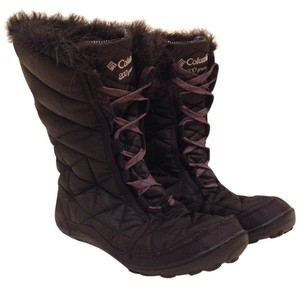 Columbia North Face Black Boots