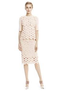 Lela Rose Dvf Isabel Marant Iro Tory Burch The Row Top Pink
