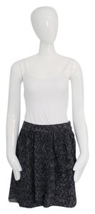 Corey Lynn Calter Anthro Dress Shorts black and white