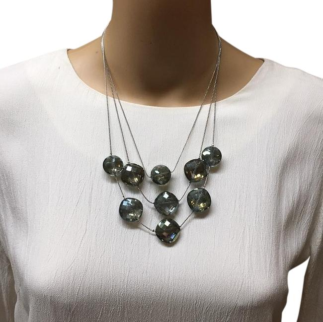 Kenneth Cole Silve Blue Necklace Kenneth Cole Silve Blue Necklace Image 1
