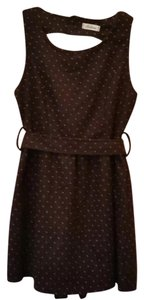 Alexander McQueen short dress Brown/orange on Tradesy