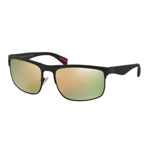 Prada Prada PS56PS-UAZ2D2 RubberMax Men's 60mm Sunglasses NIB