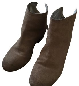 Kenneth Cole Reaction Tan booties Boots