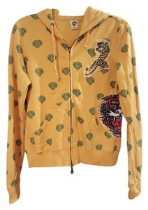 Ed Hardy Zip Up Sweatshirt