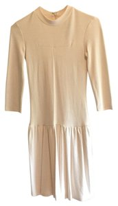 French Connection short dress Ivory on Tradesy