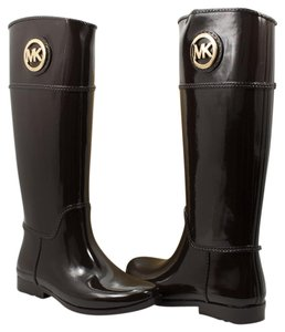 Michael Kors 40f4stfb5q Dark Chocolate Boots