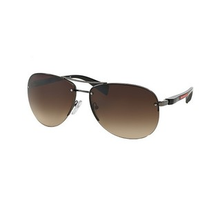 Prada Prada PS56MS-5AV6S1 Linea Rossa Unisex 62mm Sunglasses