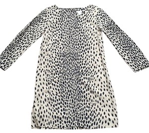 J.Crew short dress Savannah (Leopard) on Tradesy