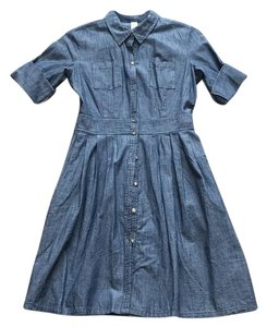 Old Navy short dress Denim on Tradesy