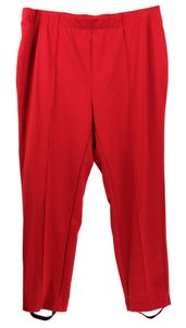 Style & Co Skinny Pants Red