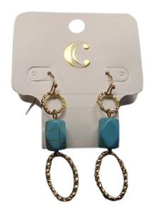 Charming Charlie Earrings New Turquoise Earrings from Charming Charlie