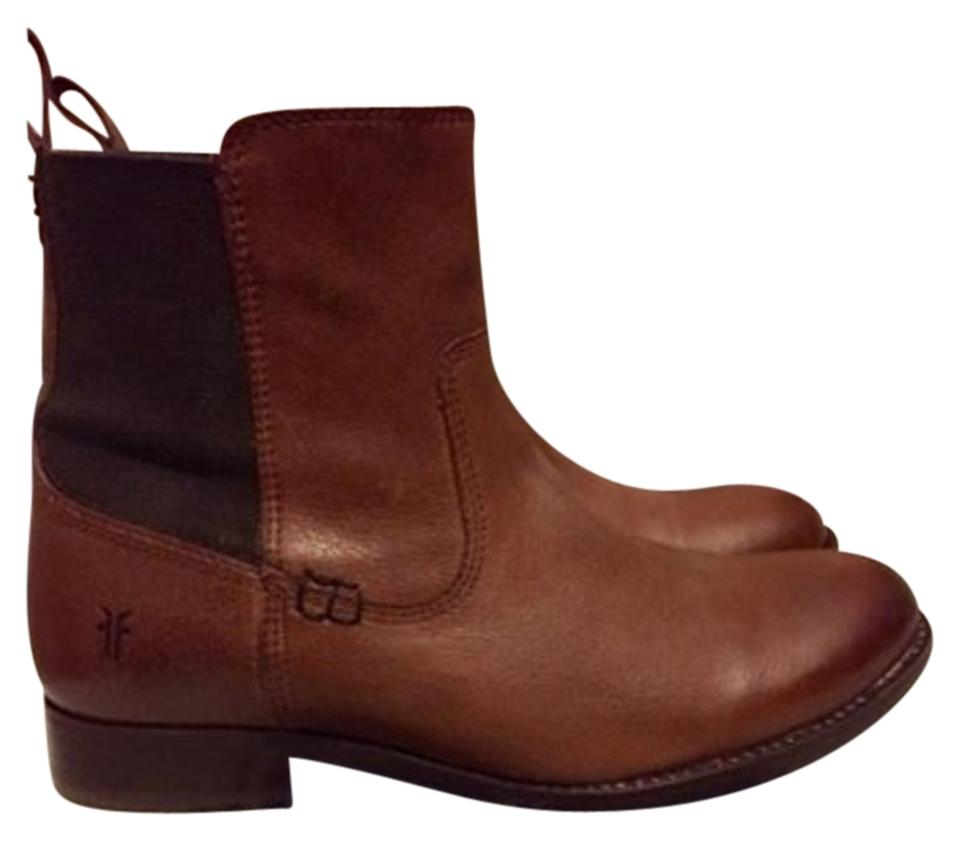 MISS Brown Frye Brown MISS Molly Gore Boots/Booties Really cd2410