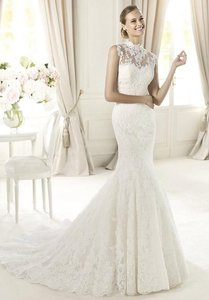 Pronovias Ugalde Wedding Dress