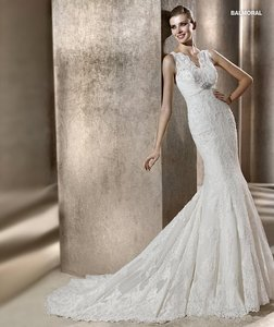 Pronovias Palace Wedding Dress