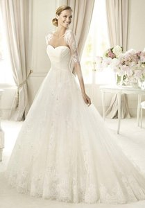 Pronovias Pergola Wedding Dress