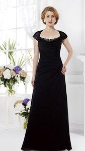 Jasmine Bridal Black J164011 Dress