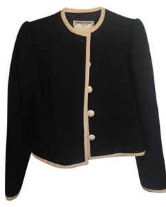 Saint Laurent Vintage Navy blue, cream Blazer