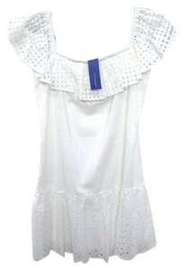 Rebecca Minkoff short dress White on Tradesy