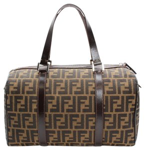 Fendi Speedy Vintage Cross Body Bag