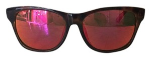 Gucci Gucci Orange Online Exclusive Bio-based Rectangle Web Sunglasses