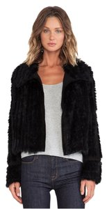 Marc Jacobs Rabbit Fur Fur Jacket Fur Coat