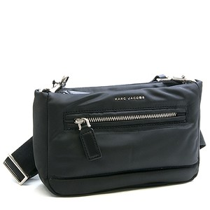 Marc Jacobs Black Messenger Bag