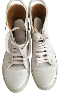 Buscemi Sneakers Hightops Leather White Athletic