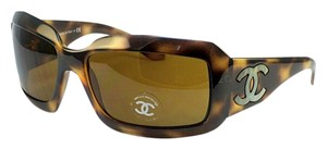 Chanel CH 5076 502/73 (color) TORTOISE with MOTHER OF PEARL
