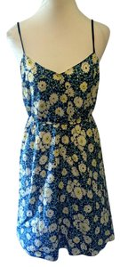 Fossil short dress Floral Cotton on Tradesy