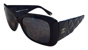 Chanel Chanel 5019 CC Logo Quilted Sunglasses