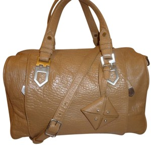 Allibelle Refurbished Leather X-lg Hobo Bag