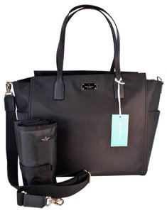 Kate Spade Taden Black Diaper Bag