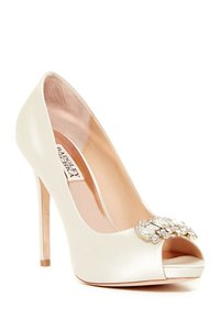 Badgley Mischka Ivory Alter Ii Pumps Size US 8.5 Regular (M, B)