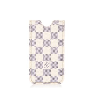 Louis Vuitton Damier Azure Coated Canvas iPhone 6 Hardcase