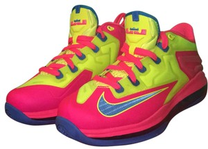 Nike Volt/Photo blue-hyper pink Athletic
