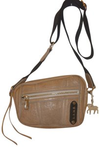 L.A.M.B. Nwot Leather Cross Body Bag