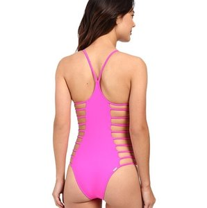 Body Glove Body glove smoothies nina one piece swimsuit Flamingo Pink Sz XS