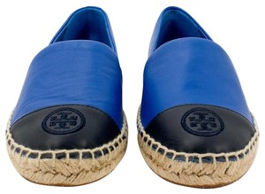 Tory Burch Espadrille Blue and blue Flats