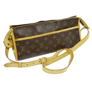Louis Vuitton Popincourt Speedy Geniune Cross Body Bag