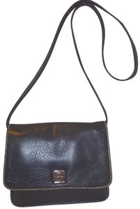 Giani Bernini Refurbished Leather Cross Body Bag