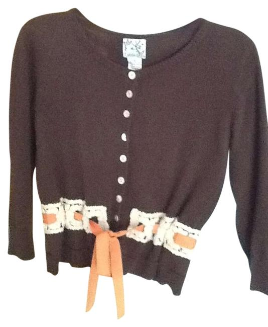 Preload https://item5.tradesy.com/images/anthropologie-brown-tabitha-sweaterpullover-size-8-m-198179-0-0.jpg?width=400&height=650