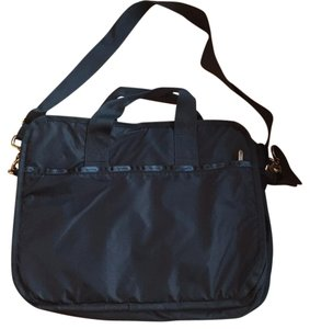 LeSportsac Black Travel Bag