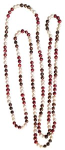 New long-length beads of multi-colors costume jewelry