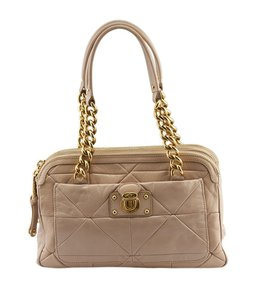Marc Jacobs Ines Patchwork Tote in Pink