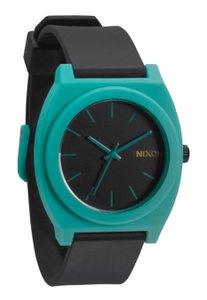 Nixon Nixon Time Teller P - Black/Teal