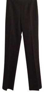 Piazza Sempione Straight Pants Brown