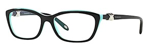 Tiffany & Co. TF 2074 8055 (color) BLACK and TIFFANY BLUE - Free 3 Day Shipping -