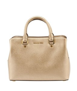 Michael Kors Savannah Tote in Gold