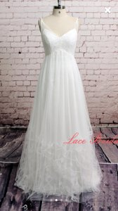 Handmade One Of A Kind Wedding Dress